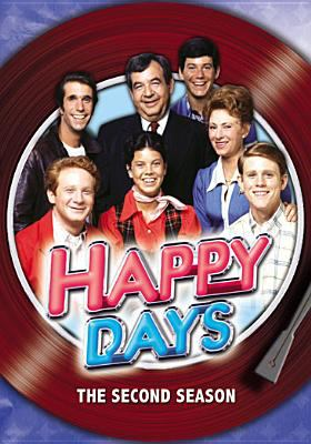 Cover image for Happy days. The second season