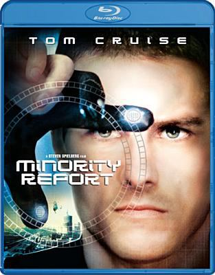 Cover image for Minority report