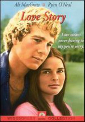 Cover image for Love story
