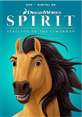 Cover image for Spirit stallion of the Cimarron