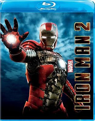 Cover image for Iron Man 2