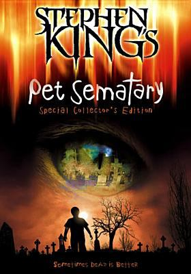 Cover image for Stephen King's Pet sematary