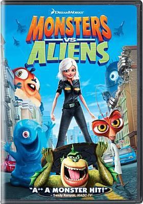 Cover image for Monsters vs. aliens