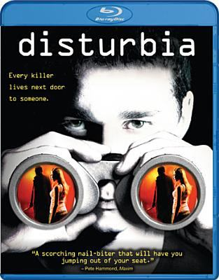 Cover image for Disturbia