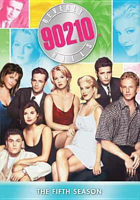 Cover image for Beverly Hills 90210. The fifth season