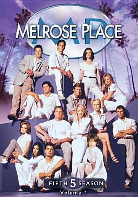 Cover image for Melrose Place. Fifth season, volume 1