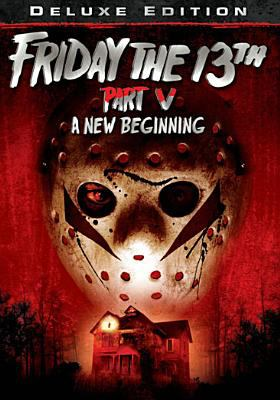 Cover image for Friday the 13th. Part V, a new beginning