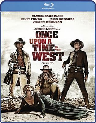 Cover image for Once upon a time in the West