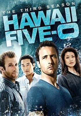 Cover image for Hawaii Five-0. The third season