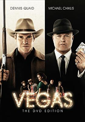 Cover image for Vegas. [The complete series]