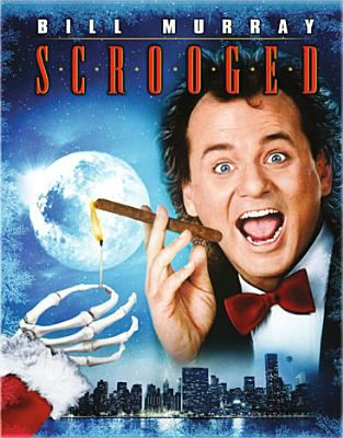 Cover image for Scrooged