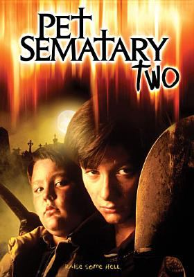 Cover image for Pet sematary II