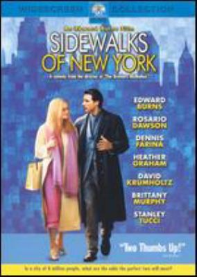 Cover image for Sidewalks of New York