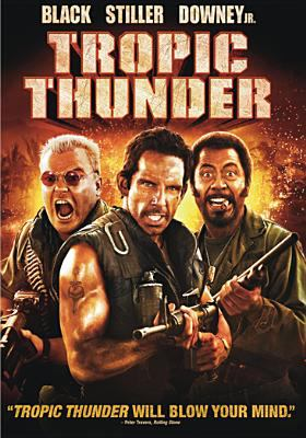 Cover image for Tropic thunder