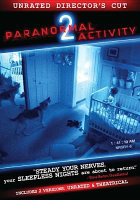 Cover image for Paranormal activity 2