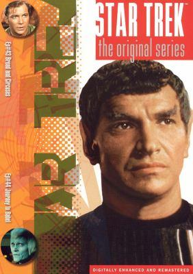Cover image for Star trek, the original series. Volume 22, Episodes 43 & 44