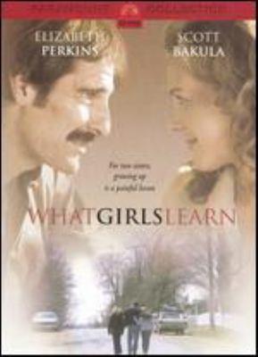 Cover image for What girls learn