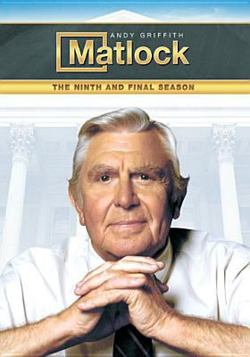 Cover image for Matlock. The ninth and final season