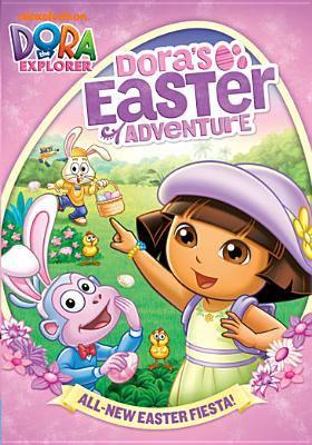 Cover image for Dora the Explorer. Dora's Easter adventure
