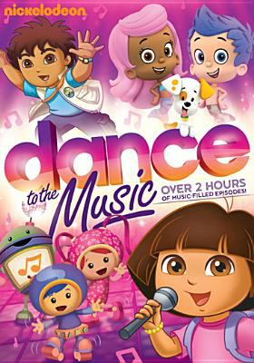 Cover image for Nickelodeon. Dance to the music!