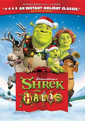 Cover image for Shrek the halls