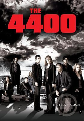 Cover image for The 4400. The fourth season