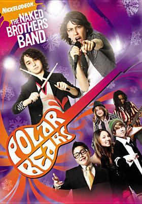 Cover image for Naked Brothers Band. Polar bears