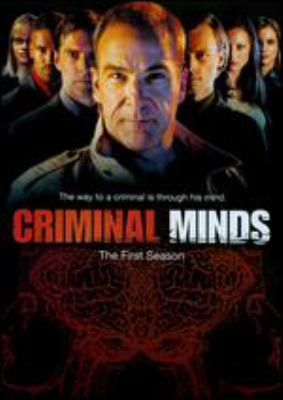 Cover image for Criminal minds. The first season