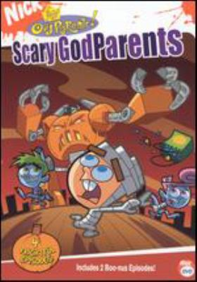 Cover image for The Fairly OddParents. Scary GodParents