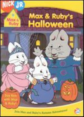 Cover image for Max & Ruby's halloween