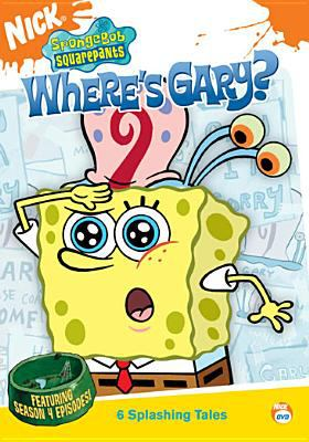 Cover image for SpongeBob SquarePants. Where's Gary?