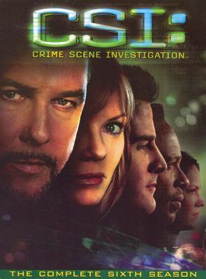 Cover image for CSI: crime scene investigation. The complete sixth season