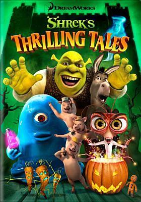Cover image for Shrek's thrilling tales