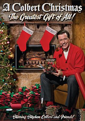 Cover image for A Colbert Christmas the greatest gift of all!