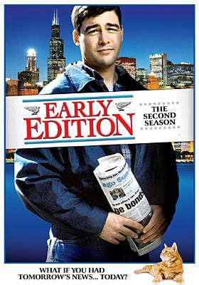 Cover image for Early edition. The second season