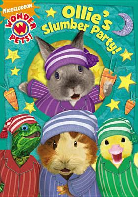 Cover image for Wonder pets! Ollie's slumber party!