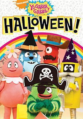 Cover image for Yo gabba gabba!. Halloween!