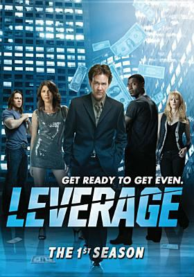 Cover image for Leverage. The 1st season