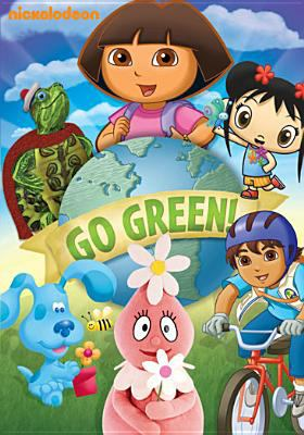 Cover image for Go green!