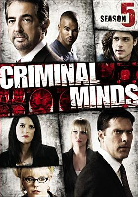 Cover image for Criminal minds. The fifth season
