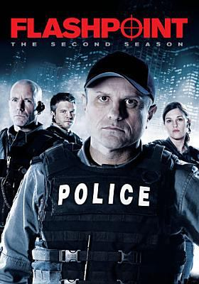 Cover image for Flashpoint . The second season