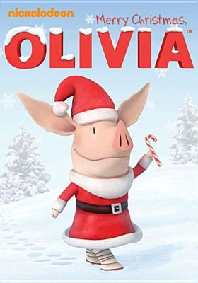 Cover image for Merry Christmas, Olivia