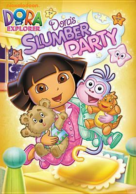 Cover image for Dora the explorer. Dora's slumber party