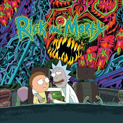 Cover image for Rick and Morty.
