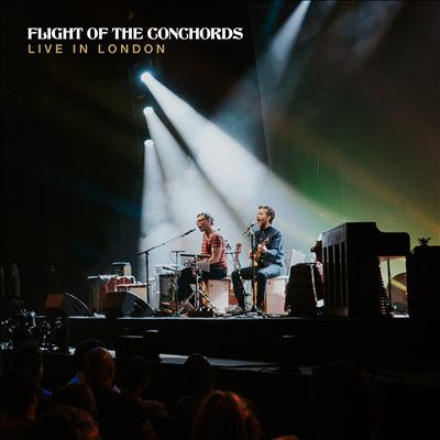 Cover image for Live in London