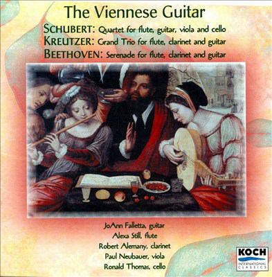 Cover image for The Viennese guitar