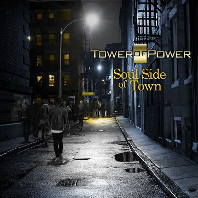 Cover image for Soul side of town
