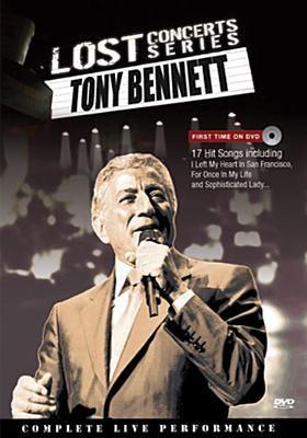 Cover image for Tony Bennett