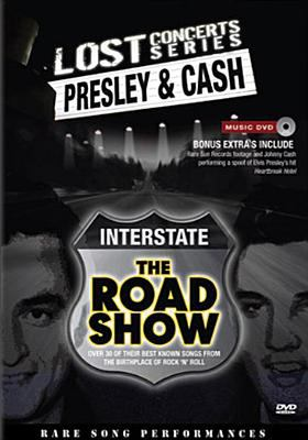 Cover image for Presley & Cash. Road show