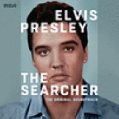 Cover image for The searcher : original soundtrack